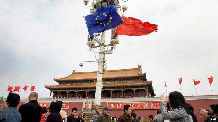 AB ile Çin arasında statü anlaşmazlığı