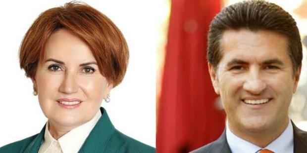 Aydınlık yazarının iddiası: Mustafa Sarıgül Meral Akşener'in partisine katılacak