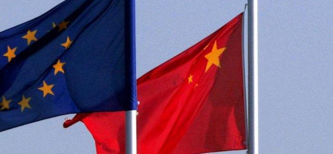 AB'den Çin çıkarması
