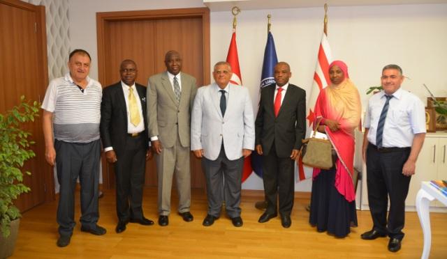 DAÜ Eczacılık Fakültesi, Nijerya Eczacılar Konseyi tarafından akredite edildi.
