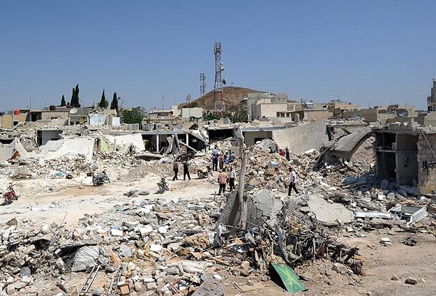 Esed güçlerinin operasyonlarında 114 kişi öldü