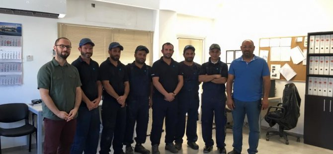 DEV-İŞ Özel Sektörde yeni bir  Toplu İş  Sözleşmesi imzaladı
