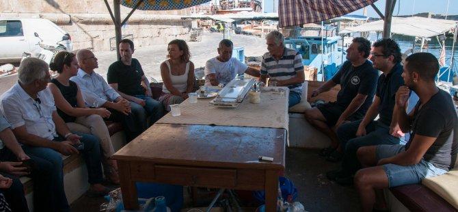 CTP Girne'de: Liman sahipsiz, balıkçılar çaresiz!