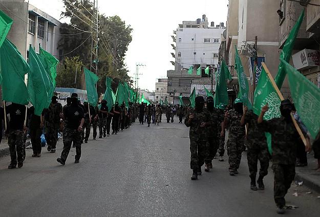 Hamas'ın kuruluş yıldönümü etkinliklerine iptal