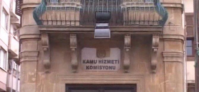 Bir Kamu Hizmeti Komisyonu Fiyaskosu Daha…