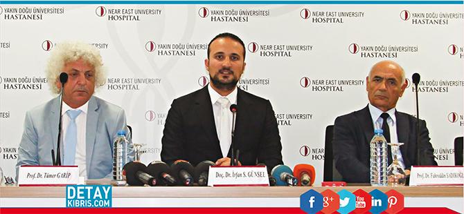 Yakın Doğu Üniversitesi Tüm Kıbrıs Üniversiteleri arasında Birinci sırada...