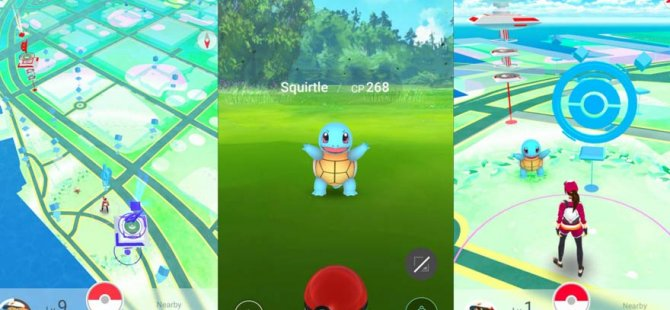 Twitter'da Pokemon Go çılgınlığı!