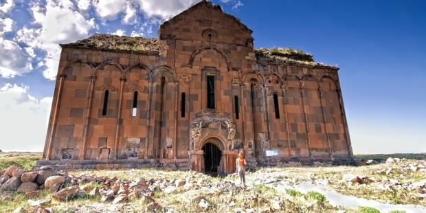 Ani Harabeleri UNESCO Dünya Kültür Mirası'na dahil edildi