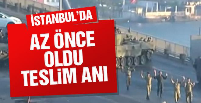 İstanbul boğaziçi köprüsü ve Atatürk havaalanında flaş gelişme