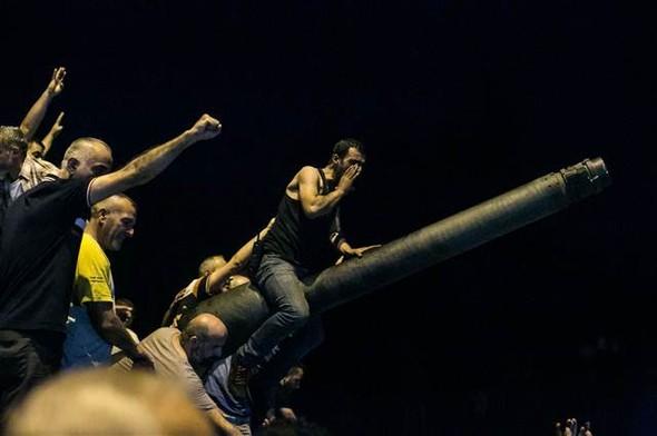 İşte o gece Ankara'da neler yaşandı- Video