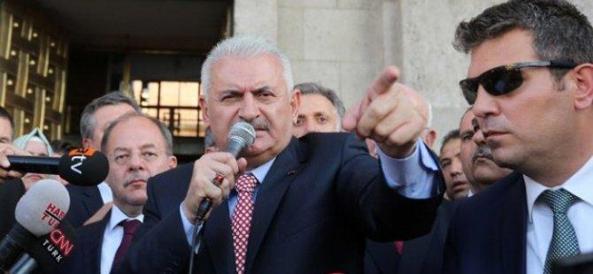 """Türkiye Başakanı'ndan """"ikinci darbe"""" ile ilgili konuştu!"""
