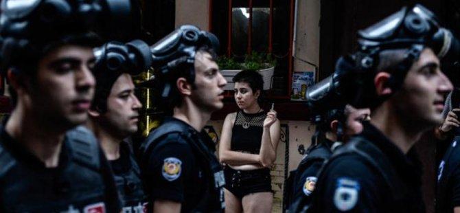 Dünyanın en iyi onur fotoğrafı Türkiye'den