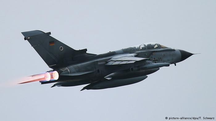Alman Tornadoları İncirlik'ten uçuşlara başlıyor
