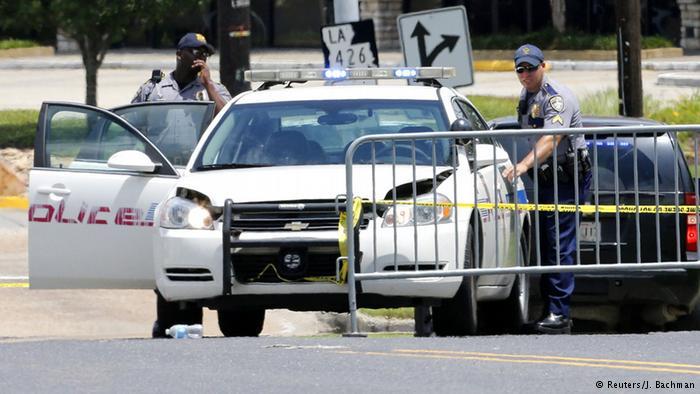 ABD'de Polisleri öldüren eski deniz piyadesi çıktı