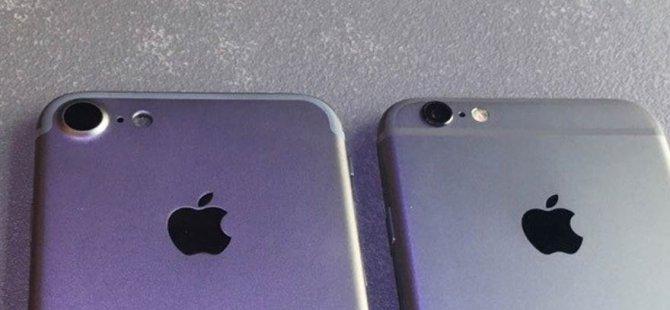 iPhone 7 ortaya çıktı