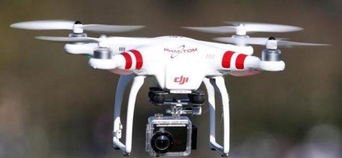 İstanbul'da drone uçurmak yasak