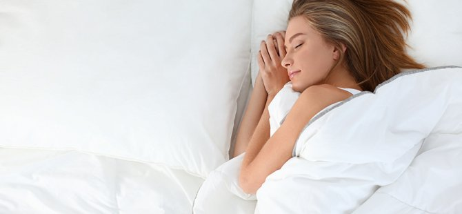 Rahat bir uyku çekmeye yardımcı 5 besin