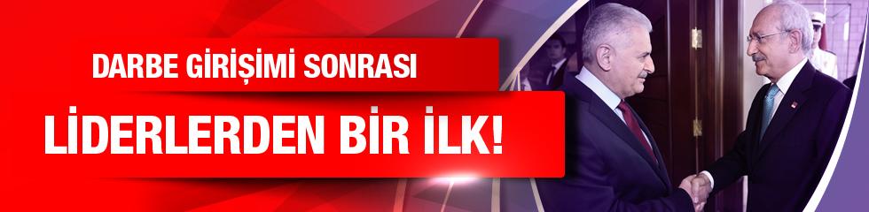Yıldırım ve Kılıçdaroğlu'ndan ortak darbe girişimi açıklaması