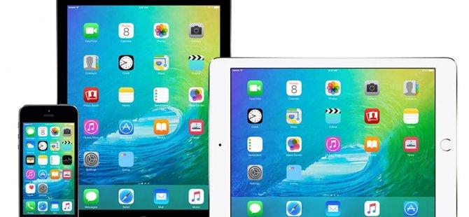 iOS 9.3.3 yayınlandı!