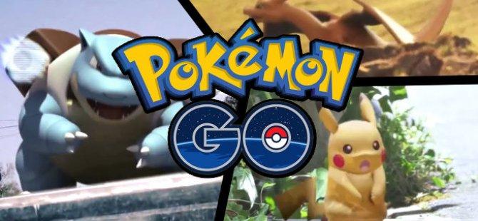 Pokemon Go çılgınlığı KKTC'ye sıçradı!