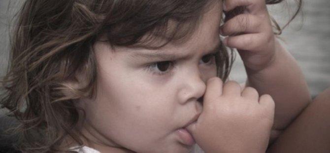 'Tırnak yiyen ve parmağını emen çocukların alerji riski daha az'