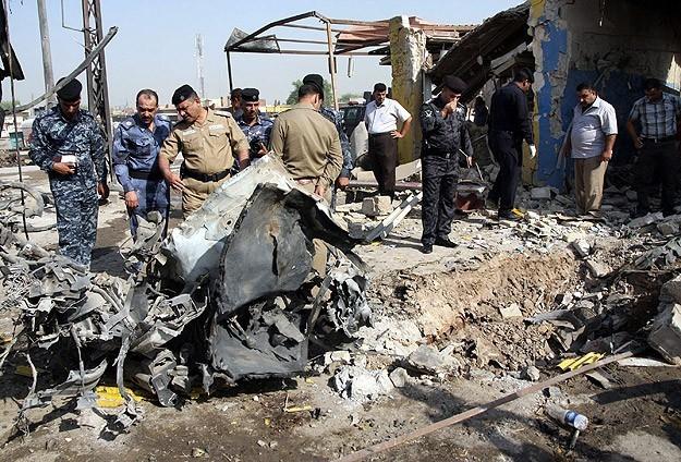 Irak'ta patlamalar: 16 ölü