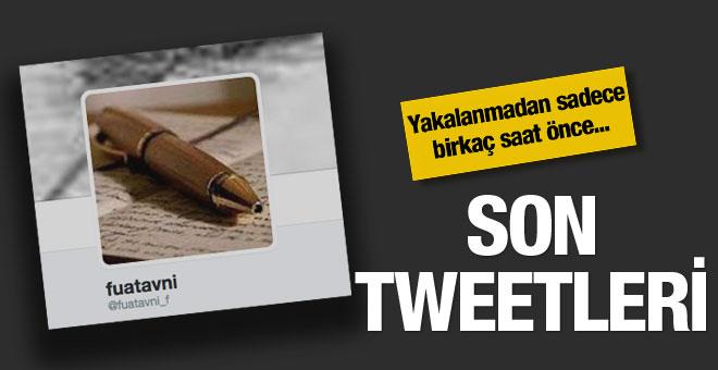 İşte  Fuat Avnit'in olay son tweetleri !