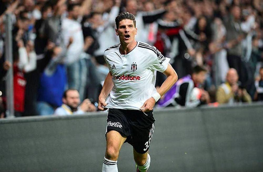 Gomez Beşiktaş'a veda etti.