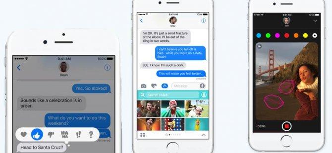 iOS 10'un yenilikleri, hangi cihazlara geleceği ve ne zaman çıkacağı belli oldu!