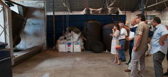 CTP Lefkoşa'da: Üreticiler, üretim politikası bekliyor!