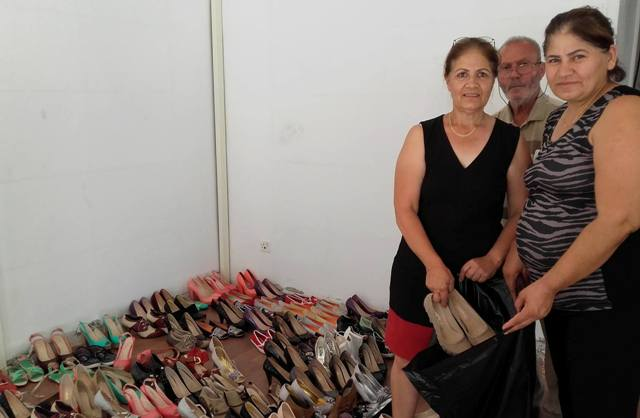 Kanser Hastalarına Yardım Derneği'ne Bağış