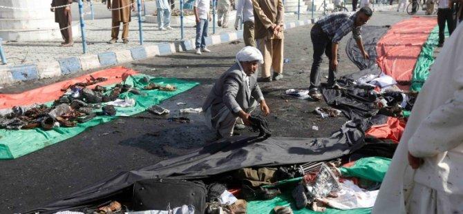 Afganistan'da IŞİD saldırısı, 80 ölü, 231 yaralı