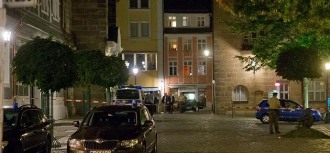 Almanya Bavyera Eyaleti'nde bombalı saldırı