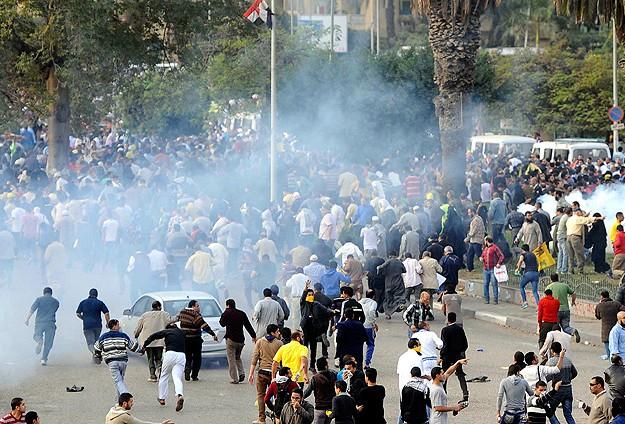 BM Mısır'a gidip olayları araştırmalı