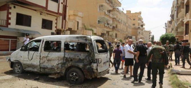 Kamışlı'da iki bombalı saldırı: En az 30 kişi öldü