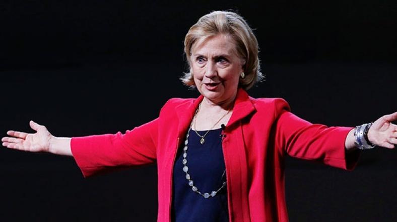 ABD'de ilk kadın aday