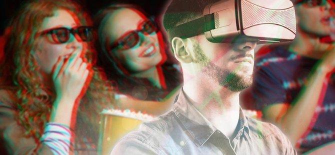 Türkiye'nin ilk VR filmi çekiliyor