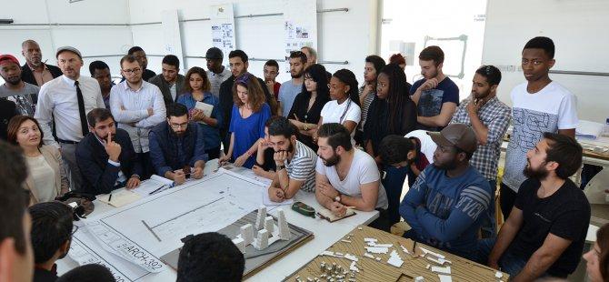 DAÜ Mimarlık Bölümü'nün Uluslararası Başarısı
