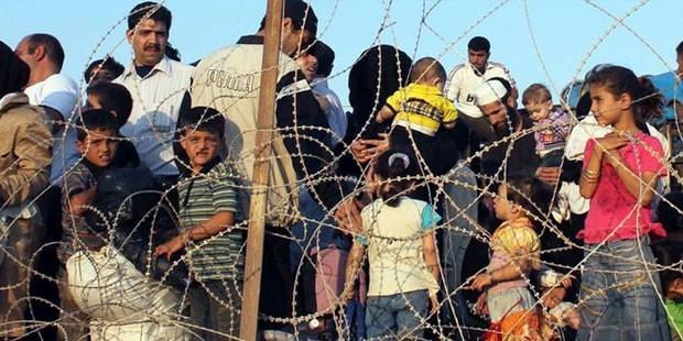 BM Suriye'deki Mülteci Krizine Değindi
