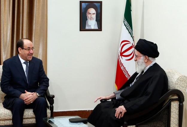 Hamaney, Maliki'yi kabul etti