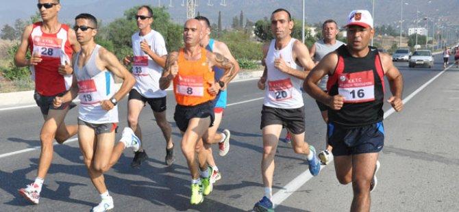 Yarın 16 KM'lik koşu var!