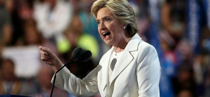 Clinton'dan rakibi Trump'a sert eleştiriler