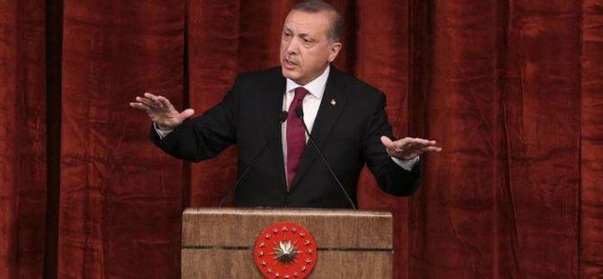 Erdoğan: Hakaret davalarını geri çekiyorum
