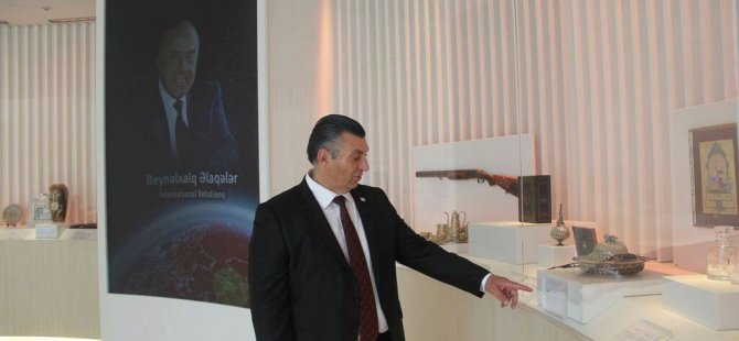 Alanlı Azerbaycan'da…