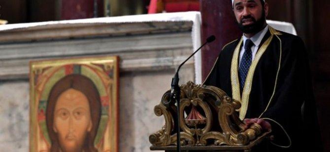 İtalya'da Müslümanlar kiliselerde 'dayanışma' ayininde
