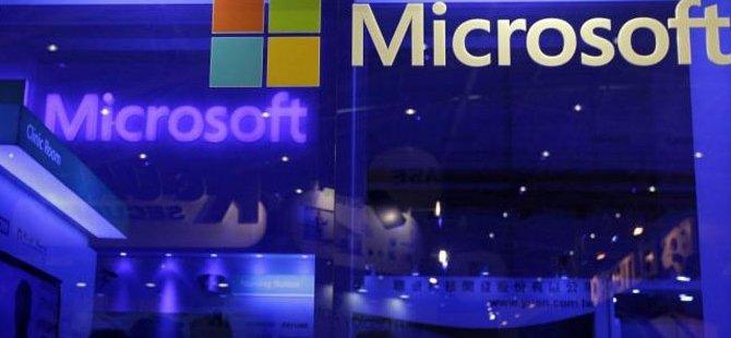 Microsoft batıyor mu?