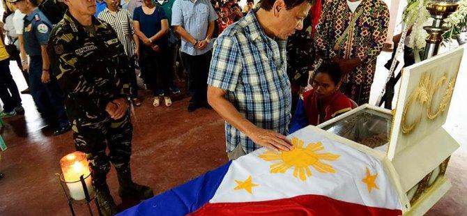 Filipinler'deki tek taraflı ateşkes