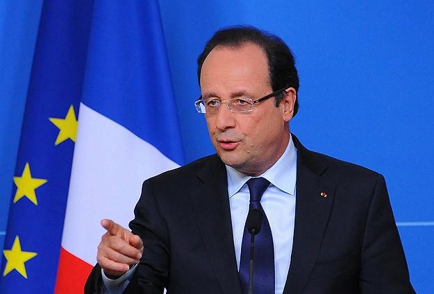 Hollande Djotodia'yı suçladı