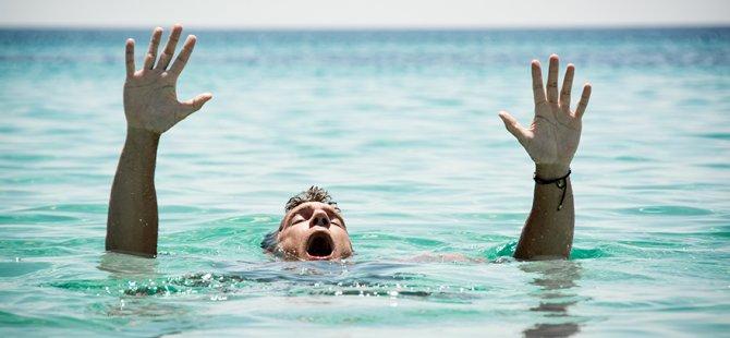 Boğulma anında yapılması gereken 8 şey!