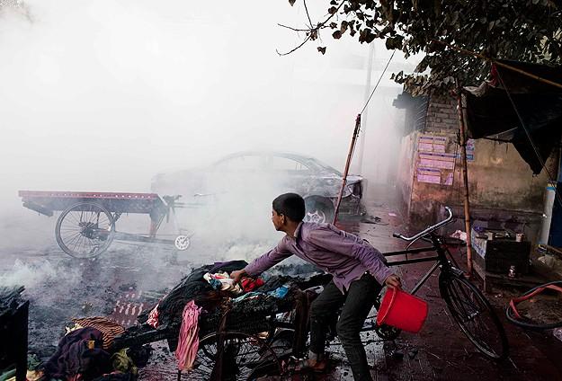 Bangladeş'te ölü sayısı 30'u geçti